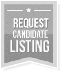 Request a Candidate Listing