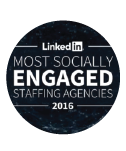 LinkedIn Most Socially Engaged Agencies 2016