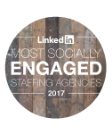 LinkedIn Most Socially Engaged Agencies 2017